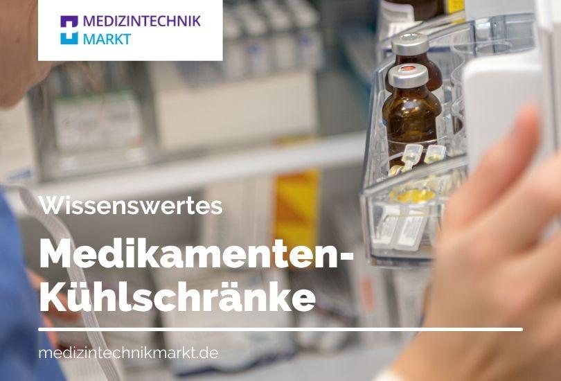 Medikamentenkühlschränke und Corona-Impfstoff-Kühlschränke